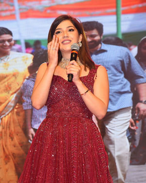 Mehreen Kaur - Photos: Entha Manchivaadavuraa Movie Pre-release Event | Picture 1713749