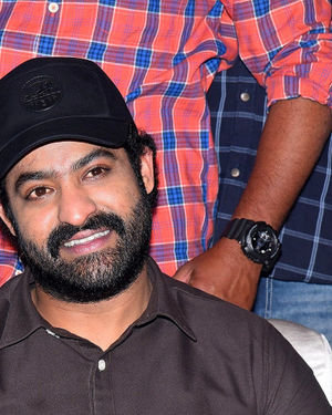 Jr. NTR - Photos: Entha Manchivaadavuraa Movie Pre-release Event