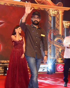 Jr. NTR - Photos: Entha Manchivaadavuraa Movie Pre-release Event | Picture 1713752