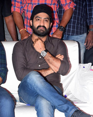 Jr. NTR - Photos: Entha Manchivaadavuraa Movie Pre-release Event | Picture 1713739
