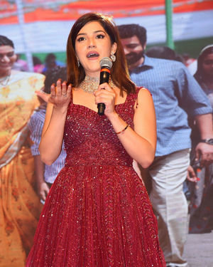 Mehreen Kaur - Photos: Entha Manchivaadavuraa Movie Pre-release Event | Picture 1713748
