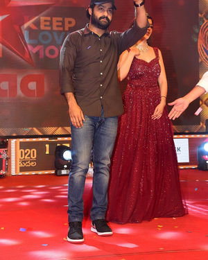 Jr. NTR - Photos: Entha Manchivaadavuraa Movie Pre-release Event | Picture 1713754