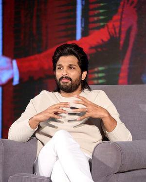 Allu Arjun At Ala Vaikunthapurramloo Movie Interview Photos | Picture 1714082