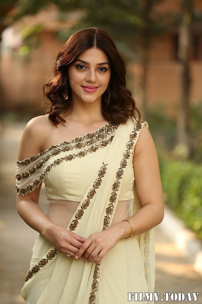 Mehreen Kaur At Entha Manchivaadavuraa Movie Interview Photos | Picture 1714045