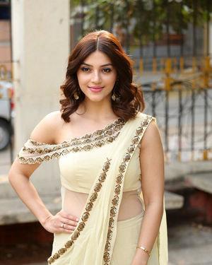Mehreen Kaur At Entha Manchivaadavuraa Movie Interview Photos | Picture 1714035