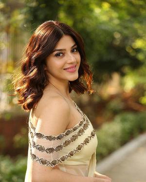 Mehreen Kaur At Entha Manchivaadavuraa Movie Interview Photos | Picture 1714054
