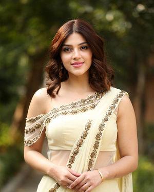 Mehreen Kaur At Entha Manchivaadavuraa Movie Interview Photos | Picture 1714016