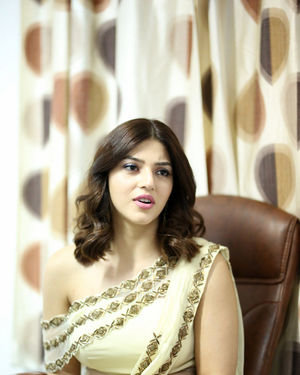 Mehreen Kaur At Entha Manchivaadavuraa Movie Interview Photos | Picture 1714058