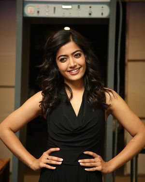 Rashmika Mandanna - Sarileru Neekevvaru Movie Thanks Meet Photos | Picture 1714390
