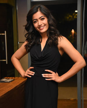 Rashmika Mandanna - Sarileru Neekevvaru Movie Thanks Meet Photos | Picture 1714427