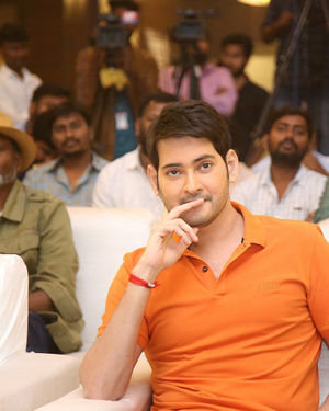 Mahesh Babu - Sarileru Neekevvaru Movie Thanks Meet Photos