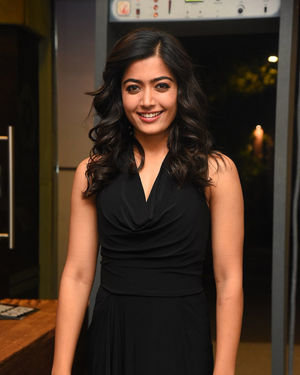 Rashmika Mandanna - Sarileru Neekevvaru Movie Thanks Meet Photos | Picture 1714428