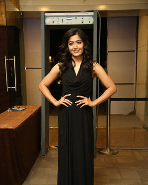 Rashmika Mandanna - Sarileru Neekevvaru Movie Thanks Meet Photos | Picture 1714399
