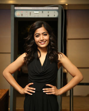 Rashmika Mandanna - Sarileru Neekevvaru Movie Thanks Meet Photos | Picture 1714389