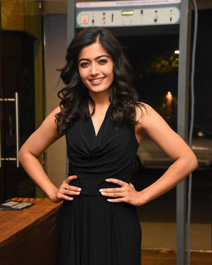 Rashmika Mandanna - Sarileru Neekevvaru Movie Thanks Meet Photos | Picture 1714426