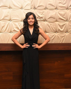 Rashmika Mandanna - Sarileru Neekevvaru Movie Thanks Meet Photos | Picture 1714431
