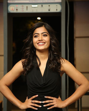 Rashmika Mandanna - Sarileru Neekevvaru Movie Thanks Meet Photos | Picture 1714398