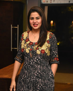 Sangeetha Krish - Sarileru Neekevvaru Movie Thanks Meet Photos | Picture 1714424