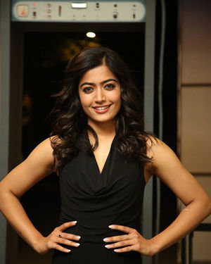 Rashmika Mandanna - Sarileru Neekevvaru Movie Thanks Meet Photos | Picture 1714400