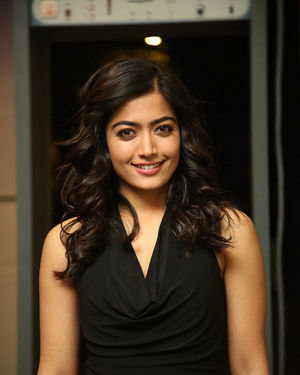 Rashmika Mandanna - Sarileru Neekevvaru Movie Thanks Meet Photos | Picture 1714393