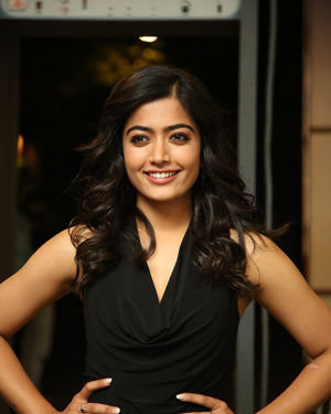 Rashmika Mandanna - Sarileru Neekevvaru Movie Thanks Meet Photos | Picture 1714452