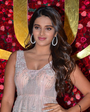 Nidhhi Agerwal - Zee Telugu Awards 2020 Photos