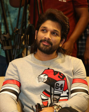Allu Arjun - Ala Vaikunthapurramuloo Movie Success Meet Photos