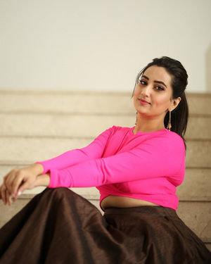 Manjusha - Ala Vaikunthapurramuloo Movie Success Meet Photos   Picture 1714537
