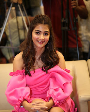 Pooja Hegde - Ala Vaikunthapurramuloo Movie Success Meet Photos | Picture 1714592