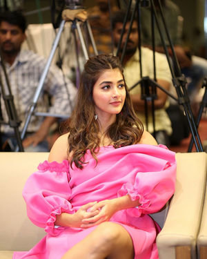 Pooja Hegde - Ala Vaikunthapurramuloo Movie Success Meet Photos | Picture 1714586