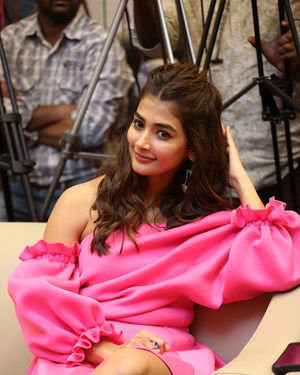 Pooja Hegde - Ala Vaikunthapurramuloo Movie Success Meet Photos | Picture 1714579