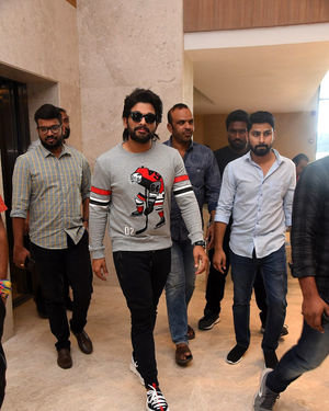 Allu Arjun - Ala Vaikunthapurramuloo Movie Success Meet Photos | Picture 1714651