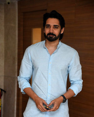 Sushanth - Ala Vaikunthapurramuloo Movie Success Meet Photos
