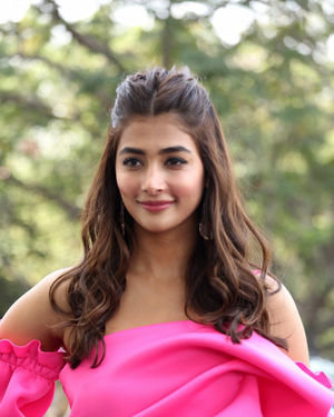 Pooja Hegde - Ala Vaikunthapurramuloo Movie Success Meet Photos | Picture 1714655