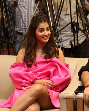 Pooja Hegde - Ala Vaikunthapurramuloo Movie Success Meet Photos | Picture 1714575
