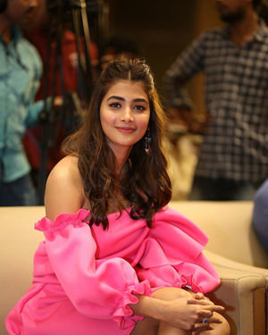 Pooja Hegde - Ala Vaikunthapurramuloo Movie Success Meet Photos | Picture 1714594