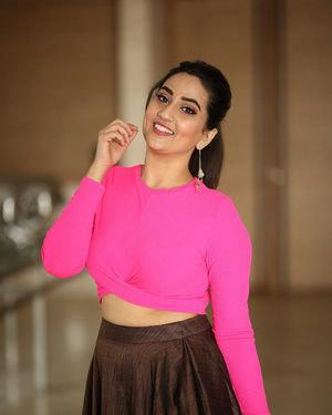 Manjusha - Ala Vaikunthapurramuloo Movie Success Meet Photos   Picture 1714520