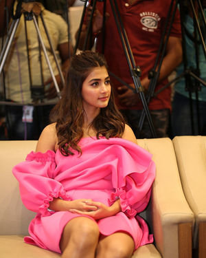 Pooja Hegde - Ala Vaikunthapurramuloo Movie Success Meet Photos | Picture 1714589