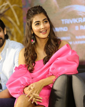 Pooja Hegde - Ala Vaikunthapurramuloo Movie Success Meet Photos | Picture 1714609