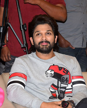Allu Arjun - Ala Vaikunthapurramuloo Movie Success Meet Photos   Picture 1714653