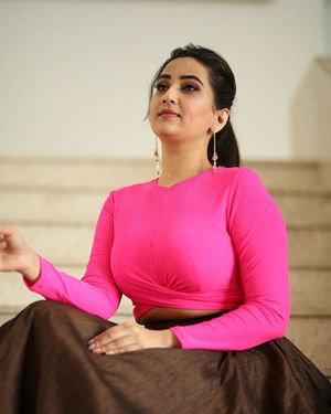 Manjusha - Ala Vaikunthapurramuloo Movie Success Meet Photos   Picture 1714530