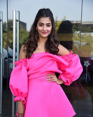 Pooja Hegde - Ala Vaikunthapurramuloo Movie Success Meet Photos | Picture 1714642