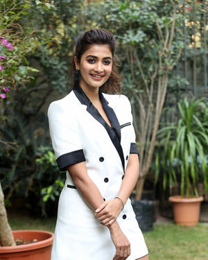 Pooja Hegde At Ala Vaikunthapurramuloo Movie Interview Photos | Picture 1714690