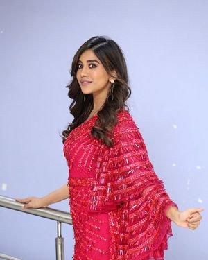 Nabha Natesh - Disco Raja Movie 3rd Song Release Press Meet Photos   Picture 1714811