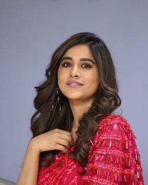 Nabha Natesh - Disco Raja Movie 3rd Song Release Press Meet Photos