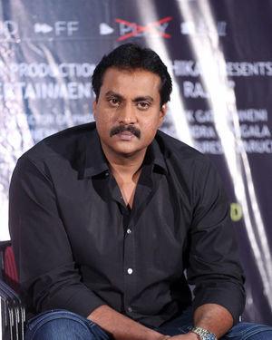 Sunil Varma - Disco Raja Movie 3rd Song Release Press Meet Photos