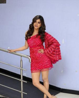 Nabha Natesh - Disco Raja Movie 3rd Song Release Press Meet Photos   Picture 1714809