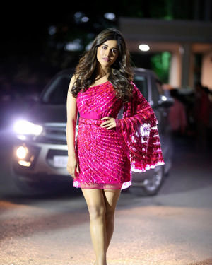 Nabha Natesh - Disco Raja Movie 3rd Song Release Press Meet Photos   Picture 1714833