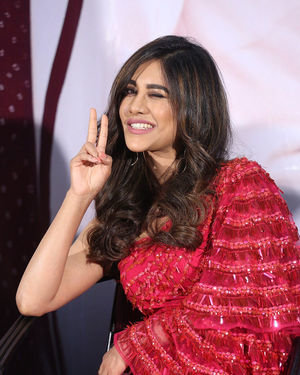 Nabha Natesh - Disco Raja Movie 3rd Song Release Press Meet Photos   Picture 1714823