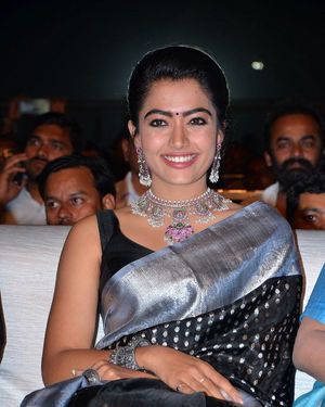 Rashmika Mandanna - Sarileru Neekevvaru Blockbuster Baap Celebrations Photos